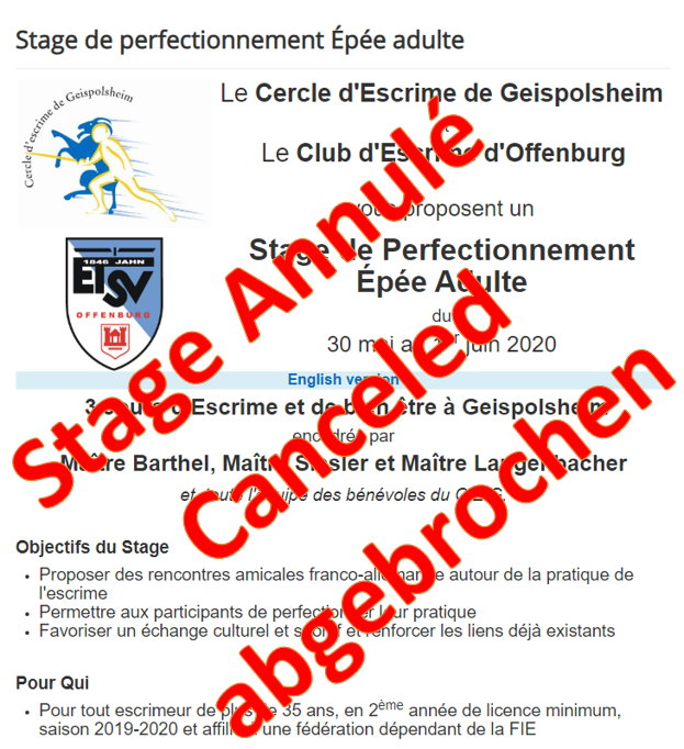 Annulation Stage